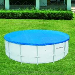 Купить Чехол защитный для бассейна круглого на стойках Bestway 58134
