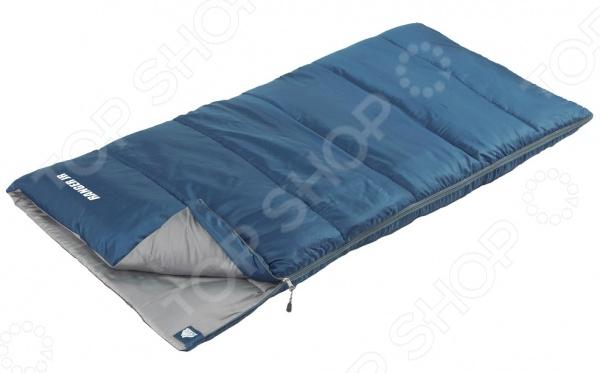 Спальный мешок Trek Planet Ranger JRСпальные мешки<br>Trek Planet Ranger JR это современный, практичный и удобный спальный мешок, без которого трудно обойтись любителям настоящего отдыха на дикой природе. Это может быть туристический поход, охота или рыбалка, а также другие виды отдыха, предполагающие ночевку под открытым небом или в палатке. Благодаря сочетанию продуманной формы и высококачественных материалов, температурный диапазон, при котором сон в таком мешке будет комфортным, достаточно широк. Преимущества спального мешка Trek Planet Ranger JR:  Подходит для детей и подростков;  Температура экстрима составляет 0 ;  Температура комфорта, составляющая 14 ;  Защита от влаги и ветра;  Защищенная термоклапаном двухзамковая молния;  Комплектный чехол, способствующий максимальному удобству при переноске и хранении спальника. Обеспечьте себя качественной экипировкой и каждый поход на природу станет настоящим приключением, со множеством событий, оставляющих в памяти неизгладимый след.<br>