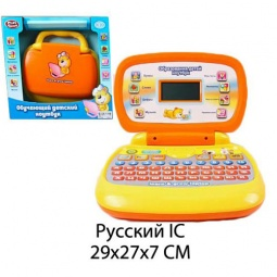 Купить Компьютер обучающий игрушечный Shantou Gepai «Мишка»