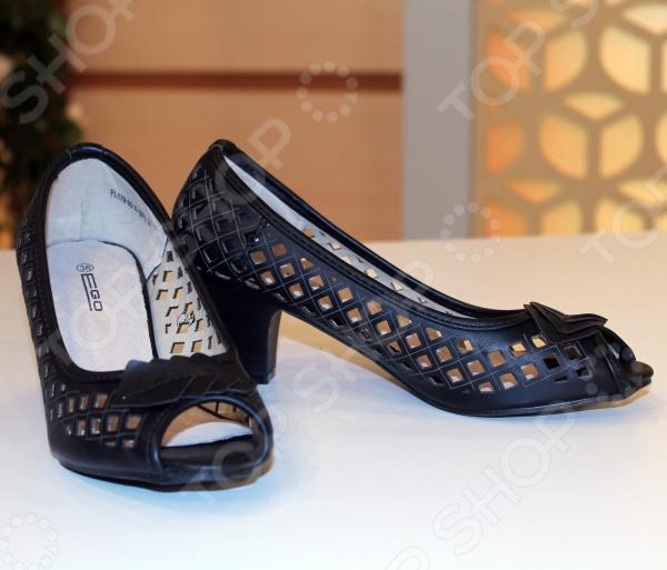 Туфли женские Эго Джулия. Размер: 38. Уцененный товар