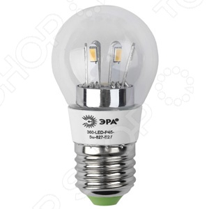 Лампа светодиодная Эра P45
