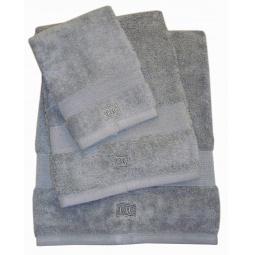 фото Полотенце TAC Basic. Размер: 30х50 см. Плотность ткани: 550 г/м2. Цвет: темно-серый