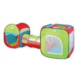 Купить Палатка игровая с туннелем Shantou Gepai «Комплекс с туннелем-1»