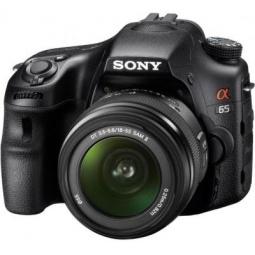 Купить Фотокамера цифровая SONY SLT-A65L Kit 18-55 II