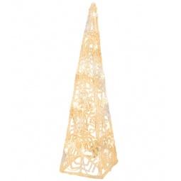фото Фигурка с подсветкой Star Trading «Crystal Cone» 583-10