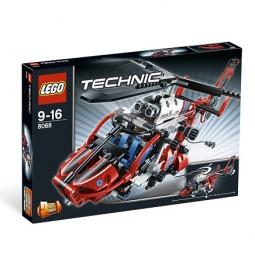 фото Конструктор LEGO Спасательный вертолет 54803