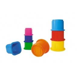 Купить Игрушка-пирамидка Стеллар «4+4» 01598