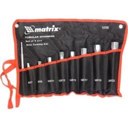 Купить Набор ключей трубчатых торцевых MATRIX: 7 предметов