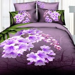 фото Комплект постельного белья с эффектом 3D Buenas Noches Vecher. Евро