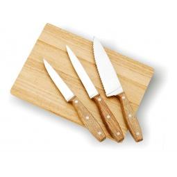 фото Набор ножей с разделочной доской Vitesse Classiс VS-8101