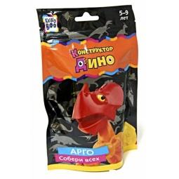 Купить Конструктор креативный Kribly Boo «Динозаврик Арго»