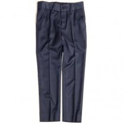 Купить Брюки детские для мальчика Appaman Suit Pants. Цвет: синий