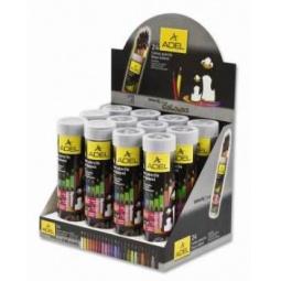 Купить Набор карандашей цветных ADEL BlacklinePB 211-2362-003