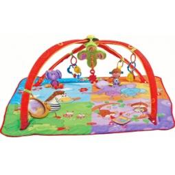 Купить Развивающий коврик Tiny love «Разноцветное сафари»