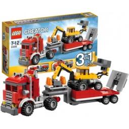 фото Конструктор LEGO Строительный тягач