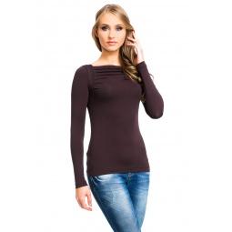 фото Кофта Mondigo 7012. Цвет: коричневый. Размер одежды: 46