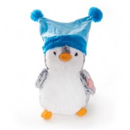 фото Мягкая игрушка Aurora «Пингвин». Цвет: синий