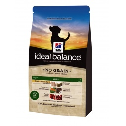 фото Корм сухой для собак Hill's Ideal Balance со свежей курицей и картофелем