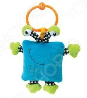 Игрушка в кроватку Tolo Toys Квадрат развивающие игрушки tolo toys пирамидка с подвижными элементами