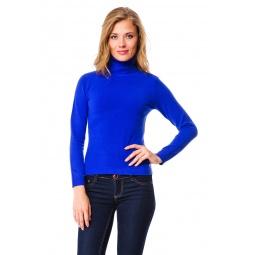 фото Свитер Mondigo 9023. Цвет: синий. Размер одежды: 42