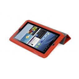 фото Чехол LaZarr Smart Folio Case для Samsung Galaxy Tab 2 P3100/P3110. Цвет: красный