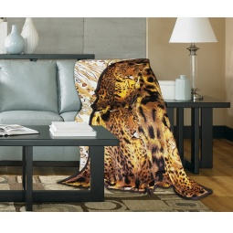 фото Плед Amore Mio Cornelia-Wild Cat. Размер: 180х220 см