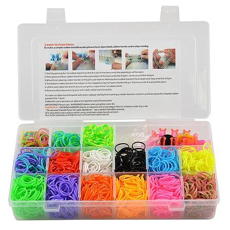 Купить Набор для создания браслетов Shantou Gepai D150