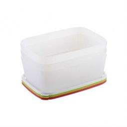 фото Набор контейнеров для заморозки Tescoma Purity. Объем: 1 л. Размер: 135х70х175 мм