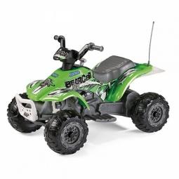 фото Квадроцикл детский электрический PEG - PEREGO Corral Bearcat. Цвет: зеленый