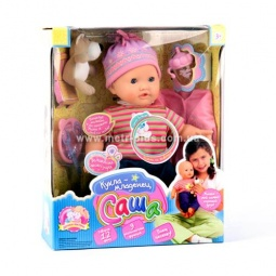 Купить Кукла малыша интерактивная Play Smart Младенец Саша