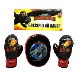 фото Набор для бокса детский X-MATCH «Как приручить дракона 2» 87710