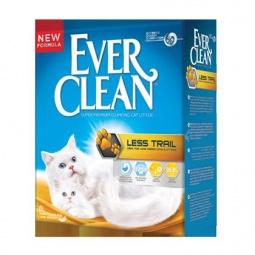 фото Наполнитель для кошачьего туалета Ever Clean Less Trail 25345. Вес упаковки: 6 кг