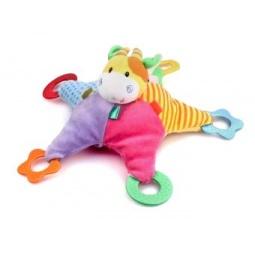 фото Мягкая игрушка развивающая Жирафики «Жираф»