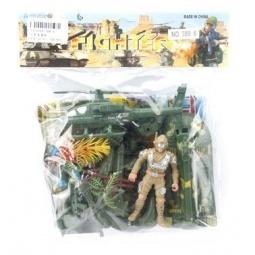 фото Набор игровой для мальчика Shantou Gepai «Военный» 388-6