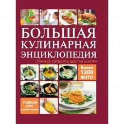Купить Большая кулинарная энциклопедия