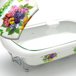 Купить Мармит Mayer&Boch «Цветы» MB-24217