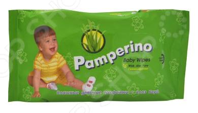 Набор салфеток влажных очищающих гипоаллергенных детских Авангард PA-15308 Pamperino набор салфеток влажных для холодильников и микроволновых печей авангард hl 48152 house lux