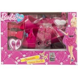 Купить Набор аксессуаров для Barbie HTI «Дизайнерская обувь»