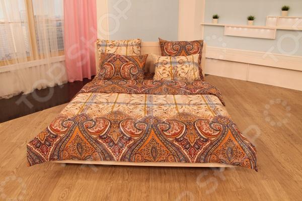 Комплект постельного белья «Мозаика». 1,5-спальный