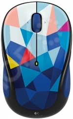 Мышь Logitech M238 Blue Facets