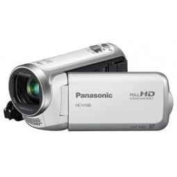 фото Видеокамера Panasonic HC-V100. Цвет: белый