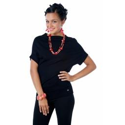 фото Кофта Mondigo 9736. Цвет: черный. Размер одежды: 44