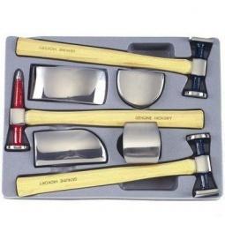 Купить Набор оправок и молотков для кузовных работ Force F-50713