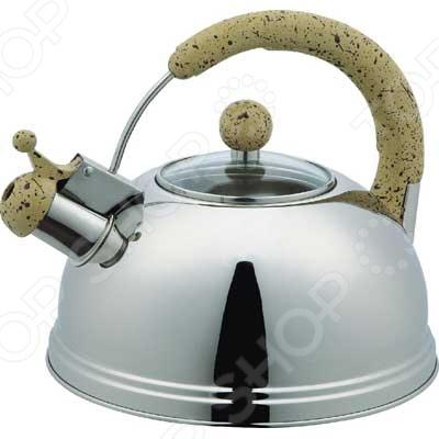 Чайник металлический Bekker BK-S368 чайник bekker bk s600 белый чёрный рисунок 3 л нержавеющая сталь