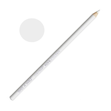 Купить Карандаш для контура глаз Wet n Wild Color Icon Kohl Liner Pencil E608A You're Always White. Тон: белый