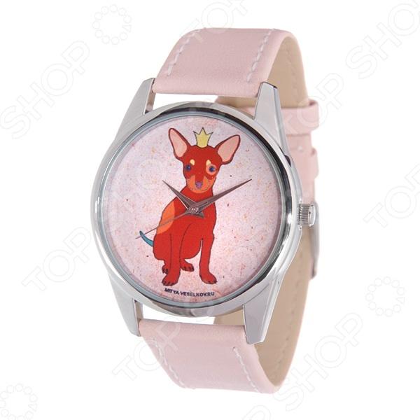 Часы наручные Mitya Veselkov «Королевский пес»