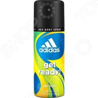 Антиперспирант мужской Adidas Get Ready!