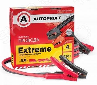 Провода прикуривателя Autoprofi AP/BC-8000EXTREME а м б у газ 66 дизельным двигателем