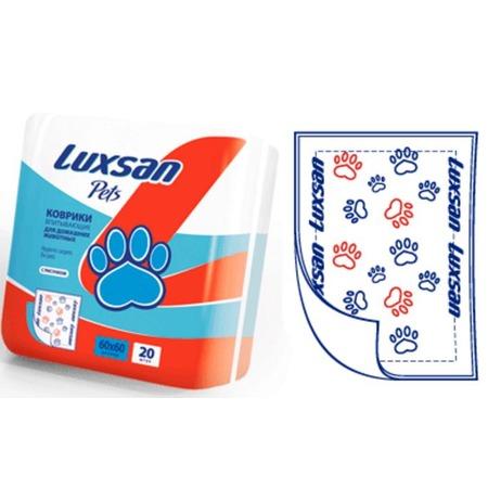 Купить Коврики впитывающие для домашних животных Luxsan Pets с рисунком