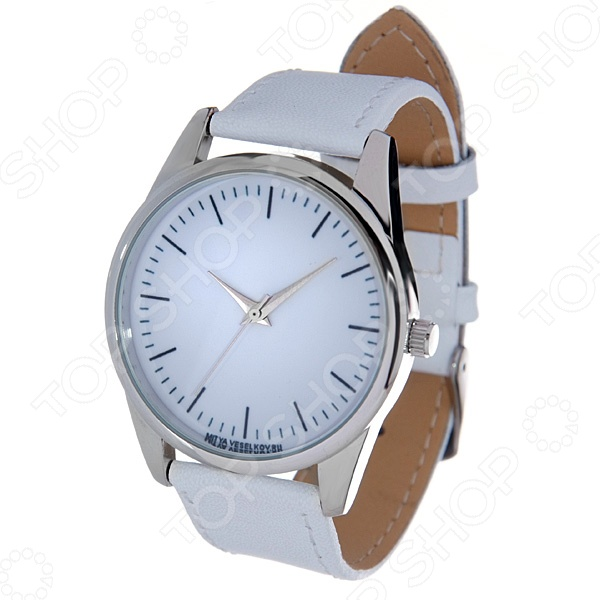 Часы наручные Mitya Veselkov «Классика» MV.White часы наручные mitya veselkov часы mitya veselkov классика в розовом арт mv 136
